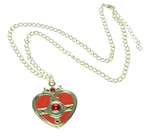 Sailormoon - Cosmic Heart Metal Necklace