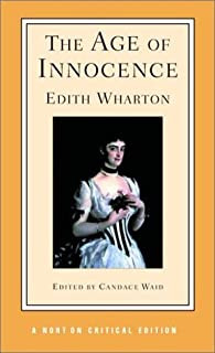 By Edith Wharton - The Age of Innocence: A Norton Critical Edition: 1st (first) Edition