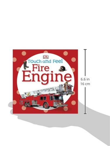 Touch and Feel: Fire Engine Alabama