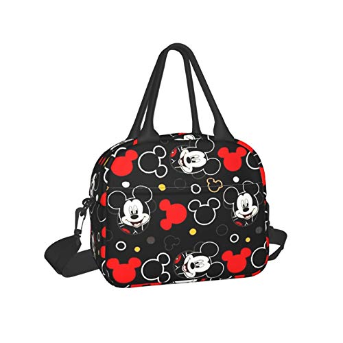 Lunch Bags For Women Reusable Lunch Bag Tote Bag For Women Water-Resistant Thermal Lunch Bag For WomenMenKidsPicnicWorkSchool