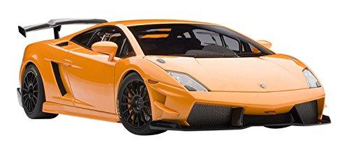 Lamborghini Gallardo LP560-4 Trofeo Blancpain - Orange 2009 1:18 Model 74688