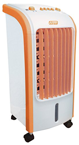 Vinco Ventilatore Air Cooler mod.70720 Refrigeratore a acqua 3 velocità