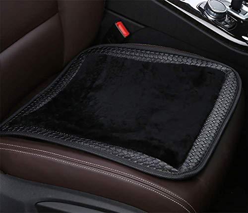 JY Car Seat Cushion Cover Weiche Premium-Polster bieten Luxus-Komfort - Sitzkissen Perfekt für Auto, Bürostuhl und Rollstuhl hg