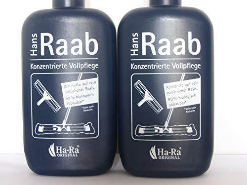 Ha-Ra Vollpflege-Konzentrat 2 x 500ml = 1 Liter