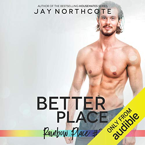 Better Place audiobook cover art