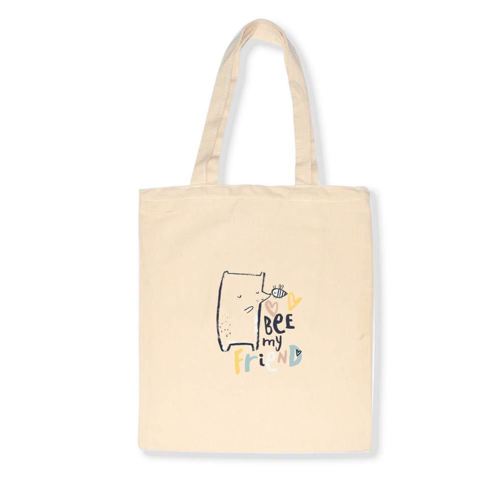 NSWMDSTD Bolsa De Lona Impresa,Caricatura Imprimir Casual Bolso Shopping Cremallera Blanca Unisex De Viaje Moda Bolsas De Tela Kawaii Harajuku Bolso Plegable: Amazon.es: Deportes y aire libre