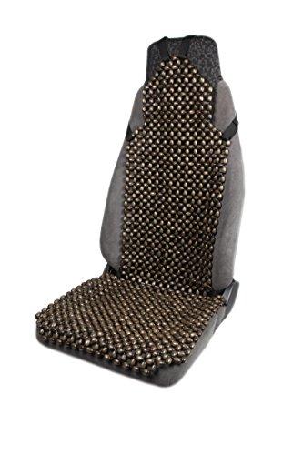 lacy-wood houten bol houten kralen massage zitkussen zitmat zitkussen