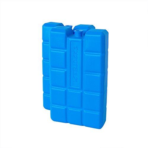 ToCi koelelementen met elk 400 ml | koelelementen voor de koeltas of koelbox