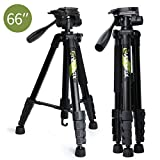 "Best Camera Tripods - Endurax 66"" Video Camera Tripod for Canon Nikon Review"
