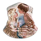 Angel Kiss Winter Nackenwärmer Long Last Durable Gesichtsmaske Leichter und multifunktionaler Halsgamaschenschal Reversible Neck Heati