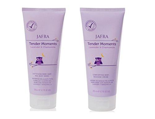 Jafra Tender Moments Hair & Body Wash & Baby...
