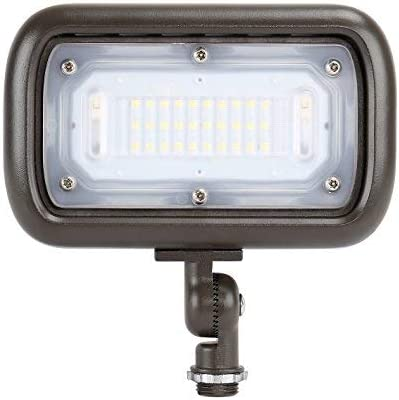 GKOLED 30W LED Floodlight Outdoor Security Fixture Waterproof 100W PSMH Replace 3000 Lumens product image