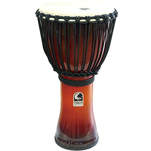 TOCA SFDJ-12AFS Freestyle Roped Tuned Djembe 12 AF SNST ジャンベ
