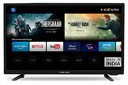 Kevin (32 inches) HD Ready LED Smart TV
