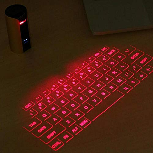 YINZHUANG『ワイヤレスプロジェクションキーボード』