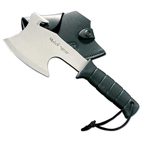 Electropolis Muela Messer Hg HG-S Jagd, Griff 13 cm injiziert Gummiplatte 15 cm, Gewicht 520 g + Mehrzweck-Geschenkkarte