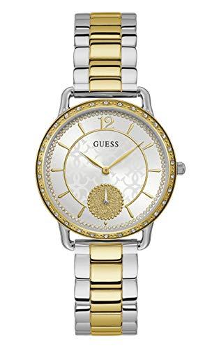 Guess Astral 2-Tone Color Reloj para mujer W1290L1