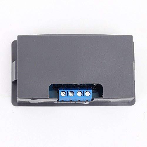 Refaxi XY-WJ01 Single Way Relay Module Digital LCD Display 6-30V Control Timer Switch Trigger