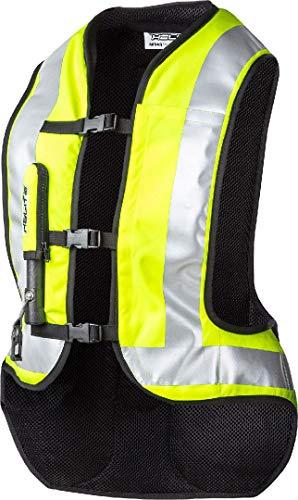 Helite Turtle Airbag Gilet Giallo L