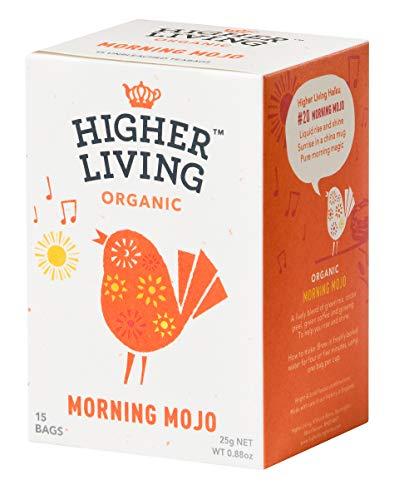 Higher Living Morgen Mojo 15 Beutel