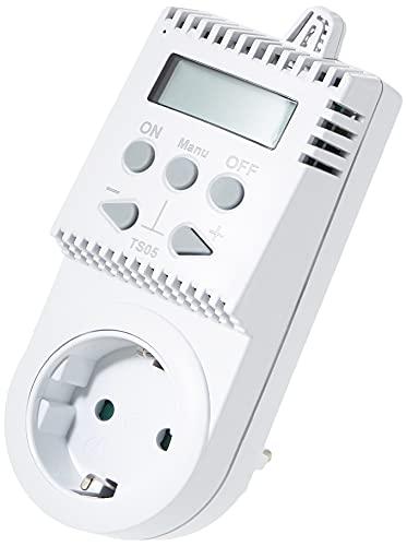 Elektrobock -   Steckerthermostat