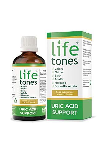Lifetones Support d'acide urique