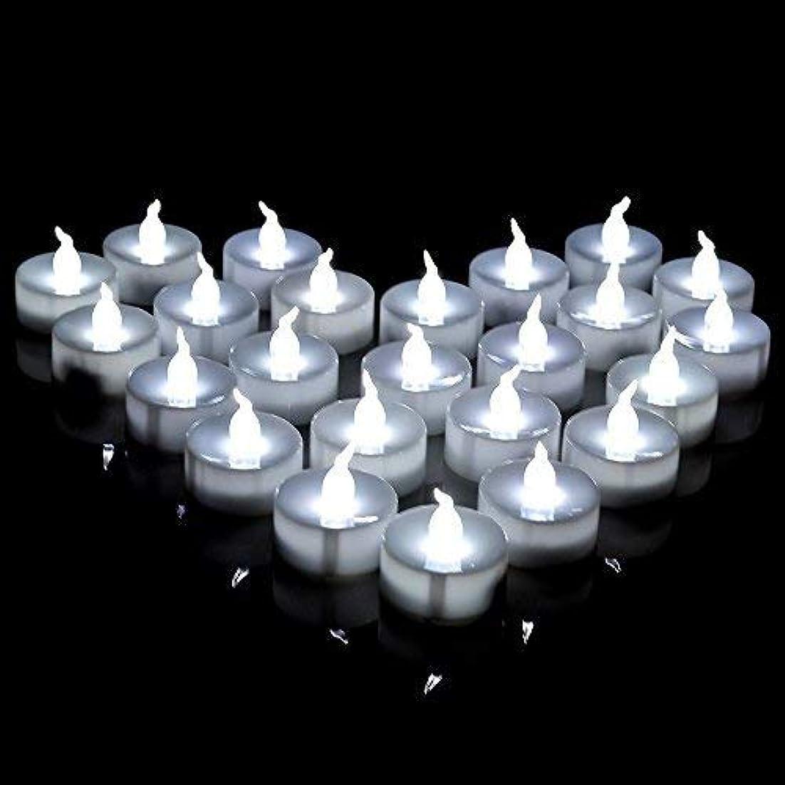 頑張る実施する発生AGPtEK LEDキャンドル キャンドルライト 100個セット 癒しの灯り 癒し炎 リアル感 火を使わない安全 省エネ 長持ち 便利 おしゃれ クリスマス 電池式 結婚式 誕生日 室内 室外室外飾り 祈願 教会インテリアライト