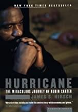 Hurricane: The Miraculous Journey of Rubin Carter by James S. Hirsch (2000-10-20)