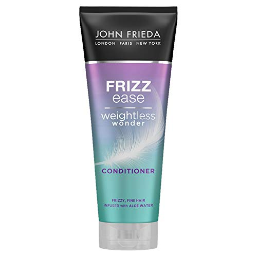 John Frieda Acondicionador Antiencrespamiento, Pelo Fino y Encrespado, Solido, 250 Mililitros