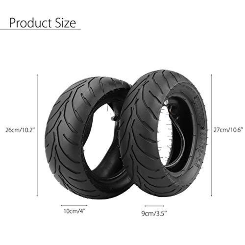 Flushzing Ersatz für 47cc 49cc Pocket Bike vorn hinten Reifen + Schlauch 90/65-6 5
