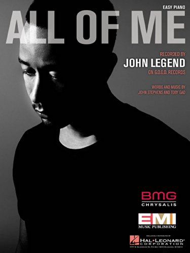 All of Me - Piano - Book