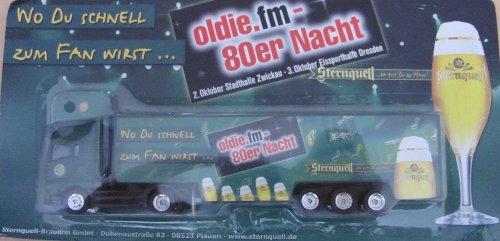 Unbekannt Sternquell Nr.16 - Oldie FM 80er Nacht - MAN - Sattelzug