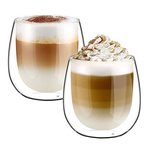 Vasos Cafe Cristal Marca Glastal