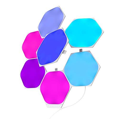 Nanoleaf Shapes - Hexagons Smarter Kit (7 Panels)