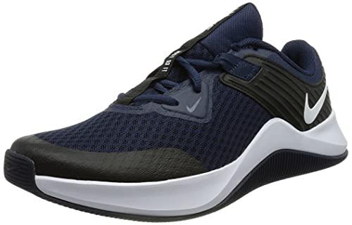 Nike MC Trainer, Scarpe da Ginnastica Uomo, Blu Navy/Bianco/Nero, 42.5 EU