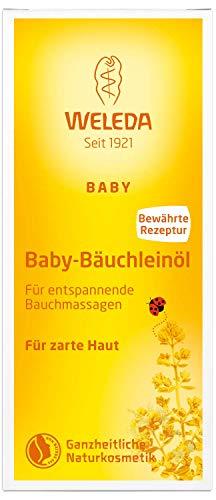 Weleda Baby Tummy Oil, 1.7 Fl Oz (Pack of 1)
