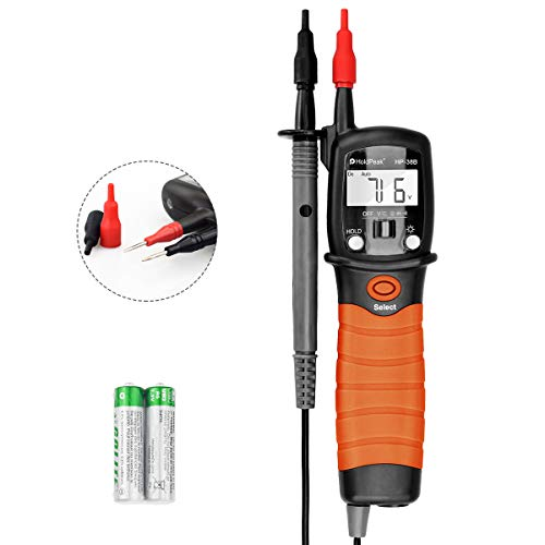 Find Discount HoldPeak HP-38B Precision Digital Multimeter Pen Type Meter Auto Range LCD Professiona...