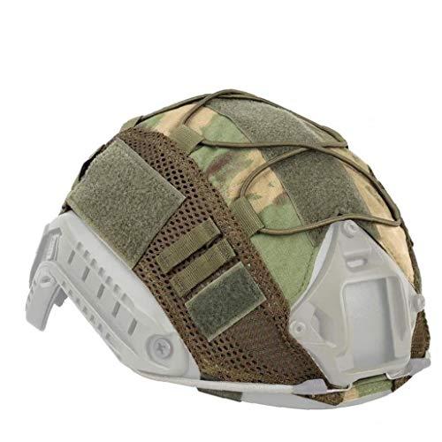 yoyakie military combat helmet cover