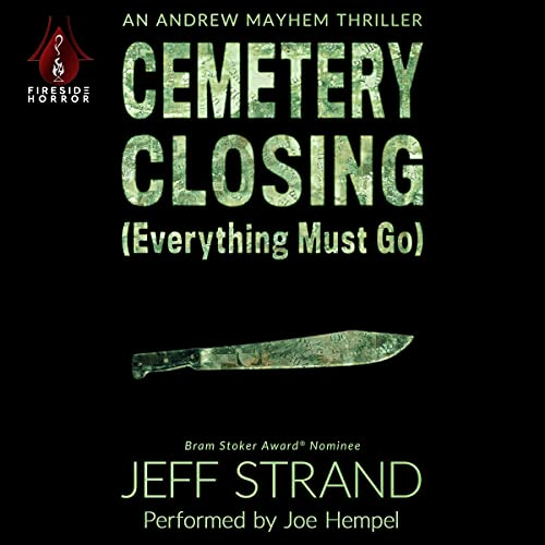 Cemetery Closing (Everything Must Go) cover art