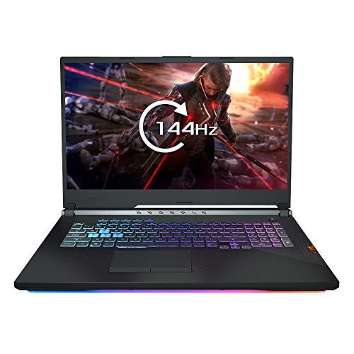 ASUS ROG Strix Scar G731GW 15.6 Inch Full HD 144 Hz Gaming Laptop - (Black) (Intel i9-9980H, Nvidia GeForce RTX 2070 8 GB , 1 TB PCI-e SSD, 32 GB RAM, Per Key RGB , Win 10 Pro)