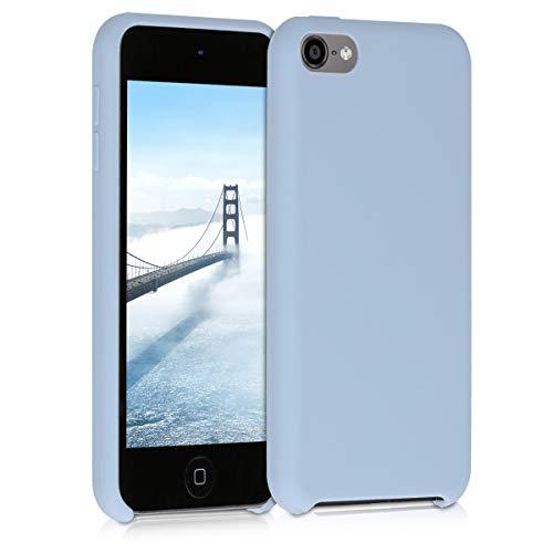 kwmobile Funda Compatible con Apple iPod Touch 6G / 7G (6a y 7a generación) - Carcasa Protectora de Silicona - Case Trasero...