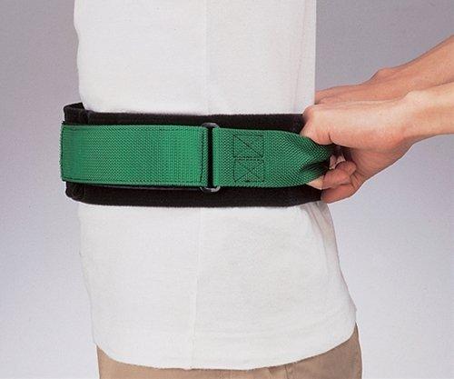 モリト 介護ベルト 80mm巾横取手付 黒