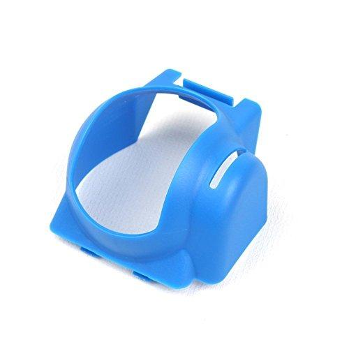YUNIQUE Duitsland ® camera lens sun capuchon zonwering niet-verblindend camera gimbal screen protector voor DJI Mavic Pro Drone kleur blauw
