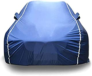 WYZXR Car Cover Waterproof/Breathable/Windproof/Dustproof/Scratch Resistant Outdoor UV Protection Four Seasons Protector Covers Universal Fit Audi Models (Color : Blue, Size : Audi RS7)
