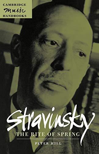 Stravinsky: The Rite of Spring (Cambridge Music Handbooks)