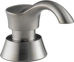Delta Faucet Pilar Kitchen Soap Dispenser for Kitchen Sinks, Stainless RP50781SS