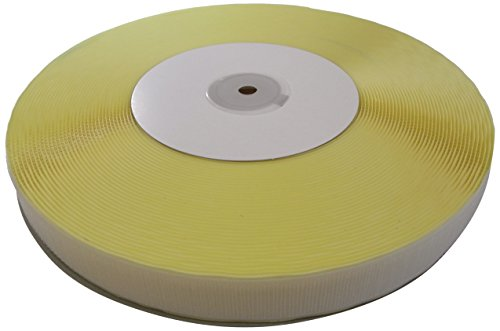 クラレファスニング エコマジックテープ A面 フック A8693Y.71 幅25ミリメートル×長さ25メートル 白 粘着付タイプ 日本製 プロ仕様