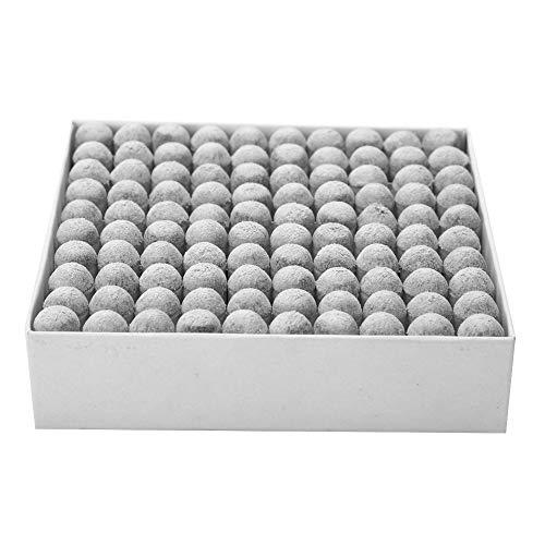 Hinzonek Lot de 100 queues de billard - En plastique - Portable - Universelles - Pour extérieur et intérieur