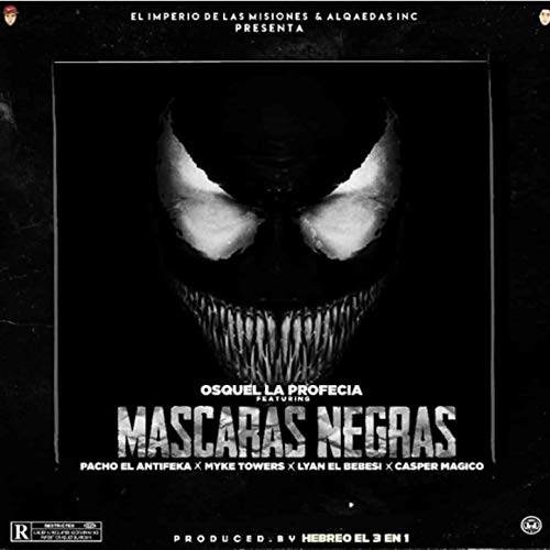 Máscaras Negras [Explicit]