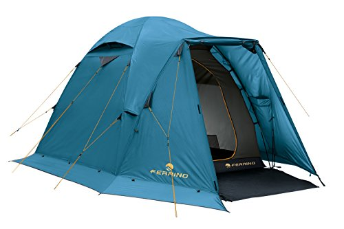 Ferrino Shaba, Tenda Igloo Blu, 3 Persone